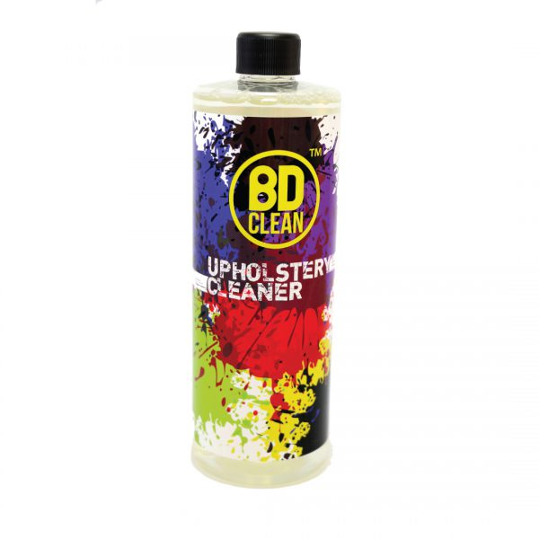 bd clean upholstery cleaner